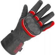 Büse ST Match Guantes Negro Rojo 4XL