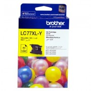 Original Brother LC77XLY Yellow Ink Cartridge (LC-77XLY)