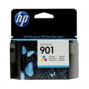 HP Original Tintenpatrone CC656AE (No.901) color