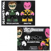 Green Lantern vs. Sinestro Mez-Itz SDCC 2011 2-Pack