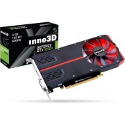 Placa video Inno3D GeForce GTX 1050 Ti, 4GB GDDR5, DP+HDMI+DVI