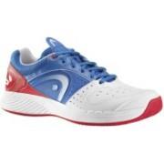 Head Sprint Team Tennis Shoes(Blue, White, Red)