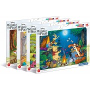 Puzzle Winnie the Pooh Clementoni 15 piese
