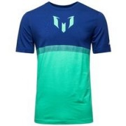 adidas Tee Deadly Strike Messi Deadly Strike - Blauw/Groen Kinderen