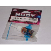 Hudy 106231 One-way lube oil. Essential for oneway diffs. Bottle