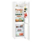 Combina frigorifica Liebherr CN 4313, 304 L, No Frost, Display, Control taste, Raft sticle, Alarma usa, H 186.1 cm, A++, Alb