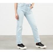 Levi's 501Crop Jeans Shout Out Indigo Blue