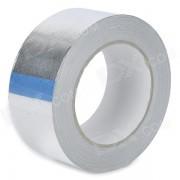 Papel de aluminio cinta adhesiva - Plata (4000 x 5 cm)