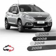 Friso Lateral Personalizado Peugeot 2008