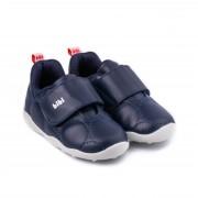 Pantofi Baieti Bibi Fisioflex 4.0 Naval Cu Clapeta