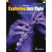 Schott Music Exploring Jazz Flute Ollie Weston, Querflöte/CD