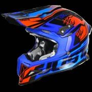 JUST1 Helmet Just1 J12 Dominator Bl/rd Size S