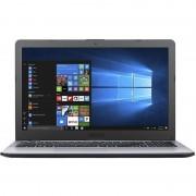 Laptop Asus VivoBook X542UA-DM816R 15.6 inch FHD Intel Core i5-8250U 8GB DDR4 256GB SSD Windows 10 Pro Grey