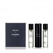 CHANEL - Bleu EDT 3x20 ml férfi