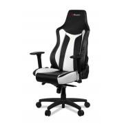 Arozzi Vernazza Gaming Chair Black/White VERNAZZA-WT