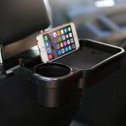 Autostoel Opbergvak Multifunctionele Auto Achterbank Organisator Houder Drink Voedsel Kopje Lade