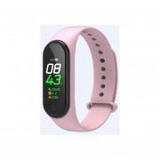 M4 pulsera inteligente de Fitness pulsera de pantalla táctil de Color pulsera de ritmo cardíaco res