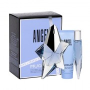 Thierry Mugler Angel confezione regalo eau de parfum 50 ml + eau de parfum 10 ml + lozione corpo 50 ml donna