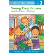Young Cam Jansen and the Library Mystery, Paperback/David A. Adler