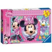 Puzzle Minnie Mouse, 35 Piese Ravensburger