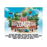 Various - 100x Zomer 2016 | CD