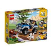 MASINA DE AVENTURI - LEGO (31075)