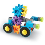 Set de constructie Gears Gears! Gears! Gears!® Rover Gears™ 43 pcs - Learning Resources