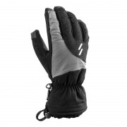 SZ-S136-1 Double Thicken Warm-keeping Waterproof Skiing Motorcycle Sports Gloves - Size: M