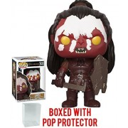 Funko Pop Movies: The Lord Of Rings - Lurtz Vinyl Figure (Bundled With Box Protector Case)