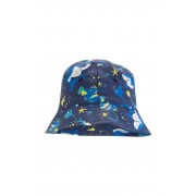 Mountain Warehouse Printed Kids Bucket Hat - Green