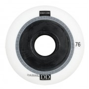 Powerslide Defcon 76mm white (4buc) -