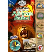 The Rip-Roaring Mystery on the African Safari: South Africa, Paperback