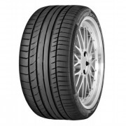 Continental Neumático Contisportcontact 5 255/45 R18 99 W * Runflat