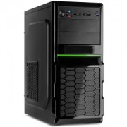 Carcasa Inter-Tech GM-C12, SECC Steel ATX Mid Tower Case, without power supply unit