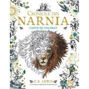 Cronicile din Narnia - carte de colorat/C.S. Lewis