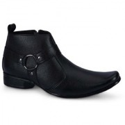 Ramzy Black Formal Boots