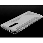 Wave Case for Nokia 8 - Nokia Soft Cover (Clear)