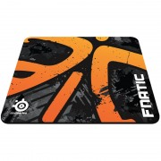 Mouse pad SteelSeries QcK+ Fnatic Asphalt Edition