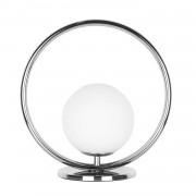 Globen Lighting-Saint Mini Bord/ Vägglampa, Krom
