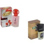 Skyedventures Set of 2 Rose-The Boss Perfume