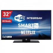 """Televizor TV 32"""" Smart LED VOX 32DSW289B, 1366x768 (HD Ready), HDMI, USB, Wifi, T2"""