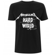 tricou stil metal bărbați Metallica - Hardwired Difficulties - NNM - RTMTLTSBDIF