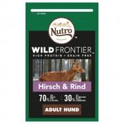 1,5кг Adult Wild Frontier Nutro, суха храна за кучета с еленско и говеждо