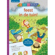 Willemijn van Abeelen Ik lees en begrijp Feest in de tuin!