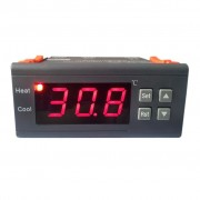 12V digitálny termostat so senzorom teploty
