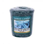 Yankee Candle Icy Blue Spruce vonná svíčka 49 g
