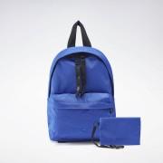 Reebok VB Mini Rugzak - Acid Blue - Size: 1 Size