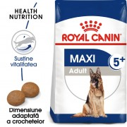 Royal Canin Maxi Adult 5+, 4 kg