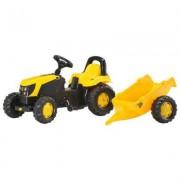 012619 RollyKid JCB con rimorchio Rolly Toys