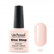 Oja semipermanenta OneStep Lila Rossa Professional 7.3ml OLROS009